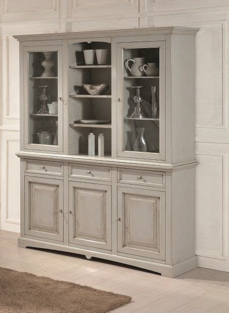 credenza shabby chic 17 best images about credenze e madie shabby chic on