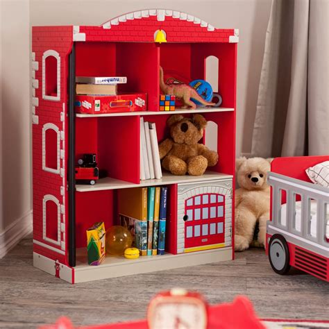 adorable dollhouse bookshelves for kids to decorate the