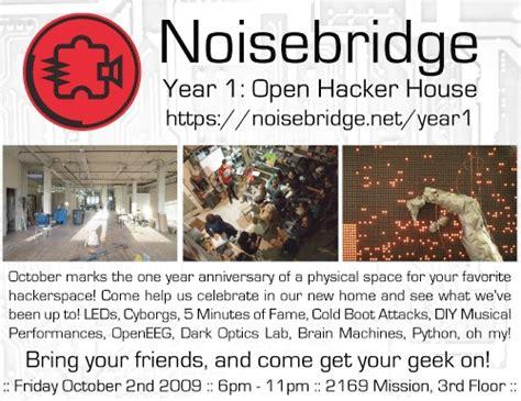 hacker house san francisco hacker house san francisco 28 images noisebridge year 1 open hacker house hacker