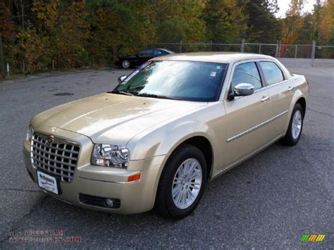 chrysler car white 2010 chrysler 300 touring in white gold pearlcoat 206717