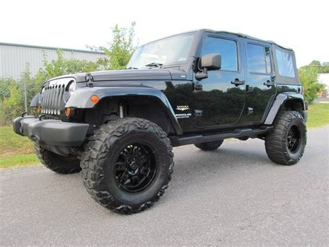 07 Jeep Wrangler For Sale 2007 Jeep Wrangler Unlimited