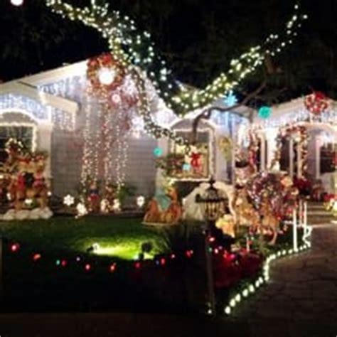 sleepy hollow christmas lights torrance ca united states