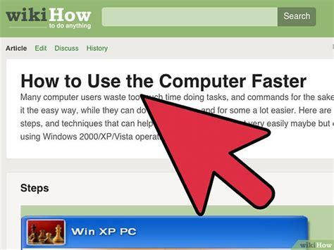 c 243 mo aprender a usar una computadora 8 pasos