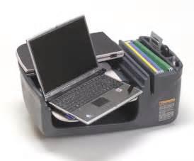 Computer Desk For Car Laptop Halterung Auto Schreibtische Das B 252 Ro Im Auto Autoexec Compustand