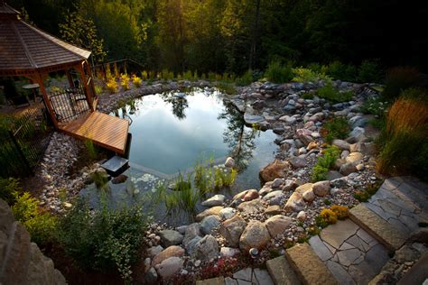 Chair Ideas by 67 Cool Backyard Pond Design Ideas Digsdigs