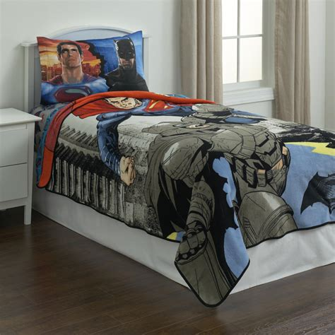 blanket vs comforter warner brothers batman v superman fleece blanket home