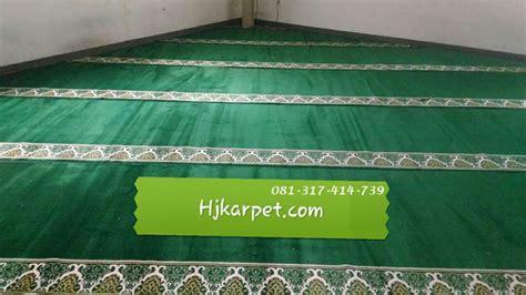 Karpet Meteran Malang jual karpet masjid di kudus termurah hjkarpet
