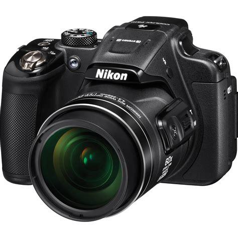 Kamera Nikon P610 nikon coolpix p610 digital black refurbished 26488b