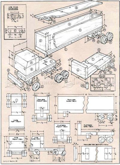 barbie dollhouse furniture wooden toy trucks