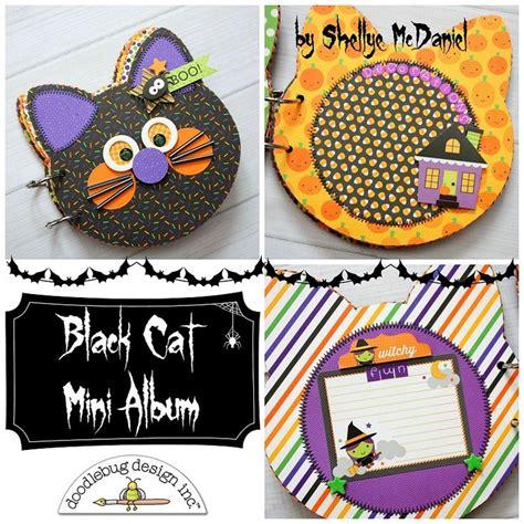 doodlebug ghouls and goodies doodlebug design inc ghouls goodies black cat