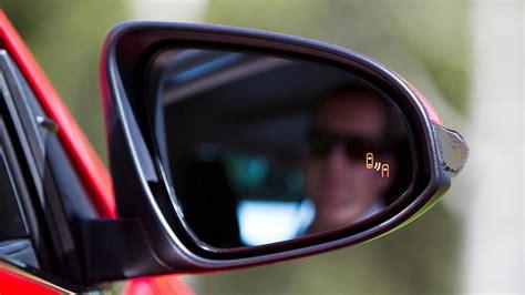 blind spot monitor toyota aurion