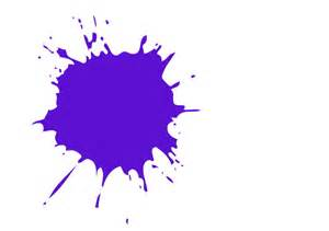 color splat free coloring pages of yellow paint splat