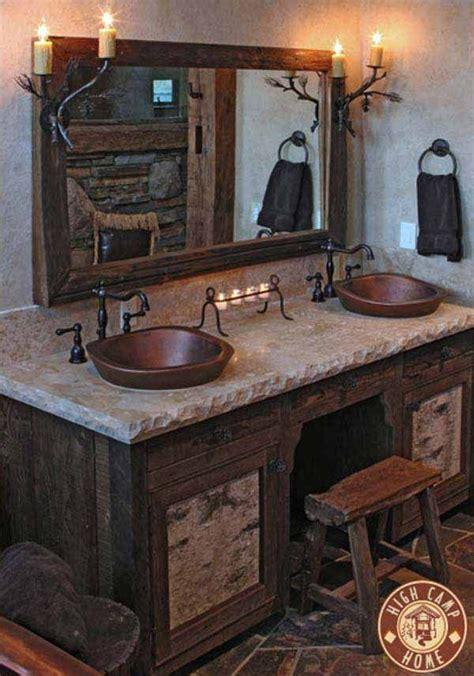 rustic bathroom sink best 20 rustic bathroom sinks ideas on rustic