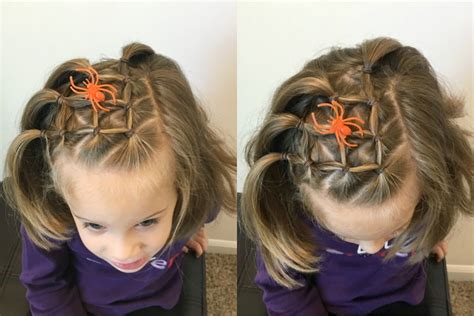 spider web hairstyle elastic style for hair spider web hairstyle elastic style for hair