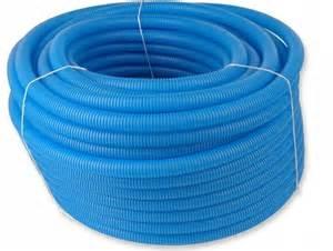 leerrohr garten wellrohr leerrohr 18mm 23mm flexibel 50m blau rot f 252 r