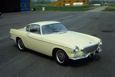 volvo ps1800 volvo s iconic p1800 turns 50 this year carscoops