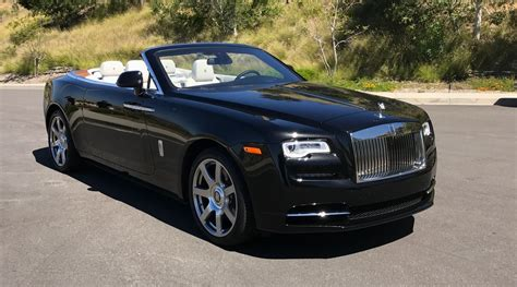 roll royce dawn black rolls royce dawn black 2 door convertible exotic cars