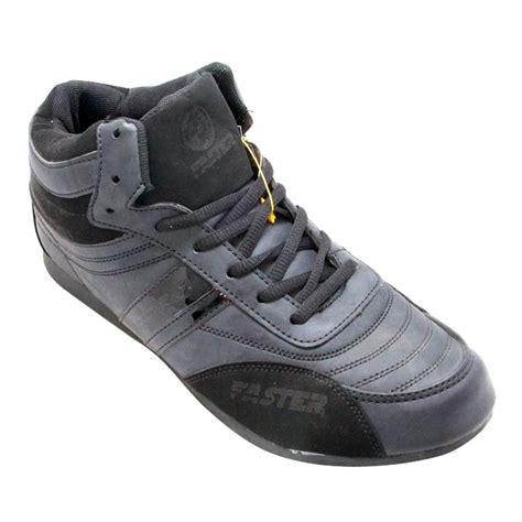 Sepatu Formal Pria Rhc 800 faster sepatu hitam pria 1401 sepatu casual elevenia