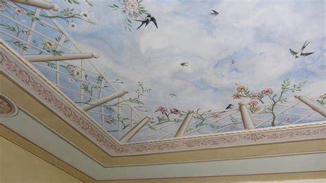 decorare soffitto decorare un soffitto ecco una realizzazione interessante