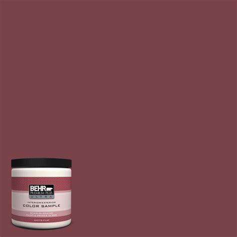 behr ultra paint colors interior behr premium plus ultra 8 oz ppu1 13 spiced wine