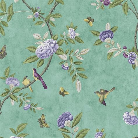 pinterest chinoiserie wallpaper chinoiserie jade green wallpaper green floral wall