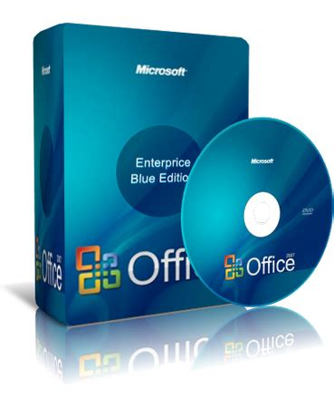 Microsoft Office Software microsoft office 2007 blue edition sp2 free