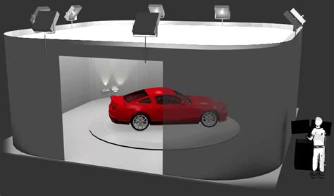 cars photo booth layout ez360 automotive photo booth car photography system
