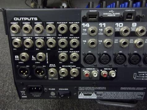 Mixer Black Widow 16 Channel peavey 16fx 16 channel 4 console mixer reverb