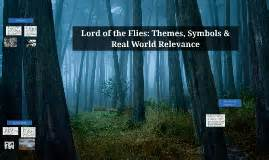 themes in lord of the flies prezi lord of the flies themes symbols real world relevance