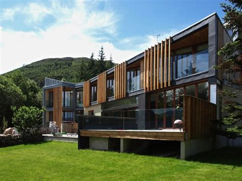 loch maree rural design architects isle of and
