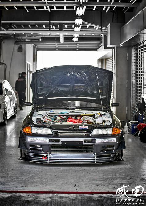 garage saurus feature garage saurus time attack r32 gt r