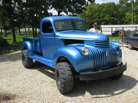 1946 chevy truck 4 215 4 for sale