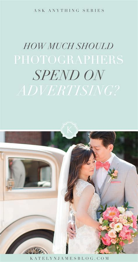 How Much Should Photographers Be Spending on Advertising