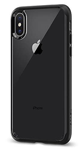 Spigen Ultra Hybrid Bumper Iphone 55s Grey spigen ultra hybrid iphone x with air cushion technology and hybrid drop protection for