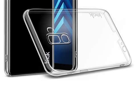 Ultrathin Samsung A8 Plus 2018 Ultra Thin Fit Softcase Silikon imak pro for samsung galaxy a8 2018