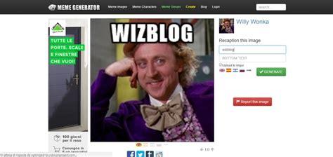 Facebook Meme Generator - come creare meme personalizzati per facebook wizblog