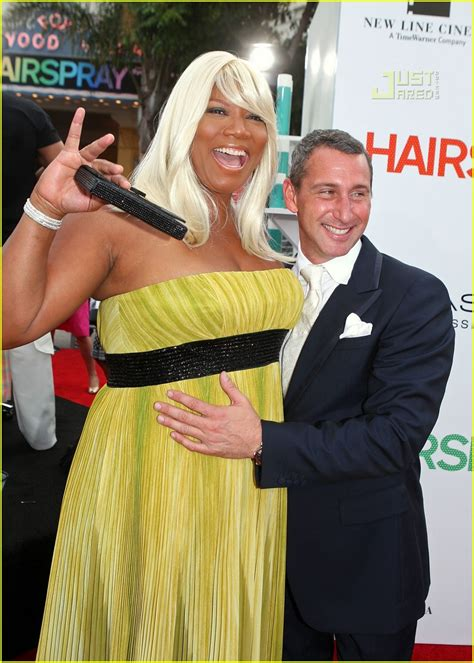 Hairspray Starring Latifah And Travolta In Theaters 720 by Latifah Hairspray Listing Waiting For The Light