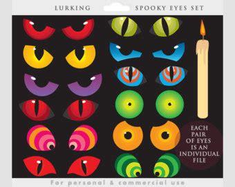 spooky eyes etsy