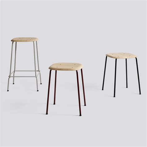 Soft Edge Stool Hay by Soft Edge 70 Stool By Hay Connox