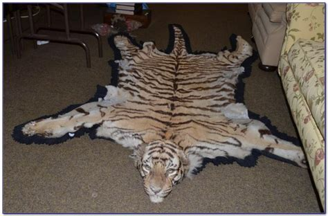 white tiger rug real white tiger skin rug 28 images tiger skin rug with rugs home design ideas
