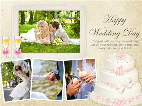wedding collage template picture collage maker gratis invitations ideas