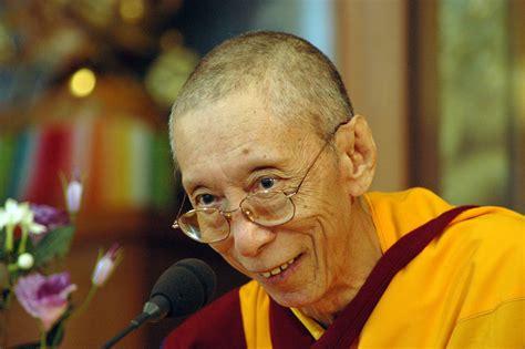 Who Is Venerable Geshe Kelsang Gyatso Kadampa