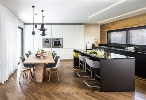 beautiful kitchens with islands stylish seating options for modern kitchen islands