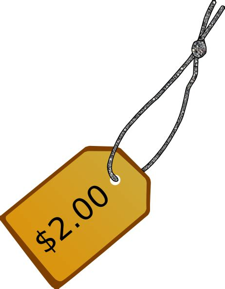 tag clipart price tag clip at clker vector clip