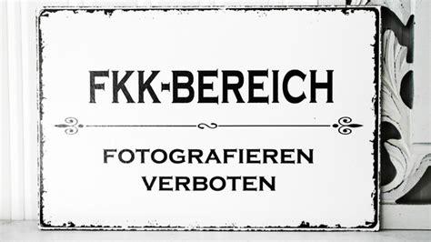 fkk im eigenen garten bad accessoires xl 26x17cm shabby vintage schild fkk