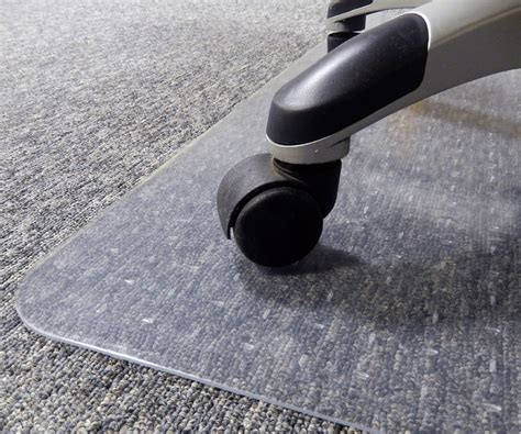 Thick Chair Mat by Low Pile Carpet 145 Quot Thick Chair Mats 36 Quot X48 Quot See More