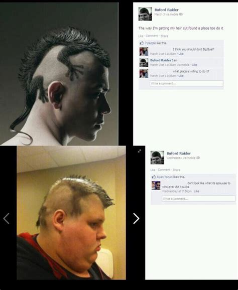 Lizard Haircut   The Barber   Know Your Meme