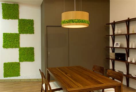 nice Mid Century Modern Interior #5: AD-Moss-Walls-Green-Interior-Design-Trend-24.jpg