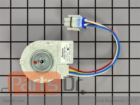ge evaporator fan motor wr60x10196 ge evaporator fan motor parts dr