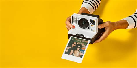 polaroid and polaroid is back unveils onestep 2 instant and i